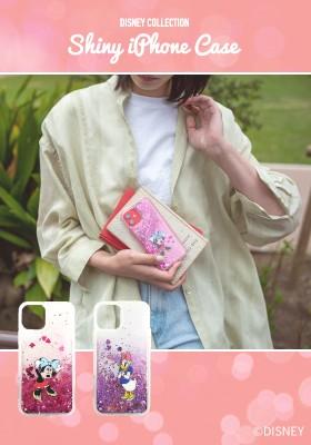 キラキラが可愛い!オイルiPhoneケース